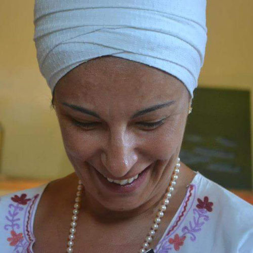 Datta Kaur insegnante di kundalini yoga
